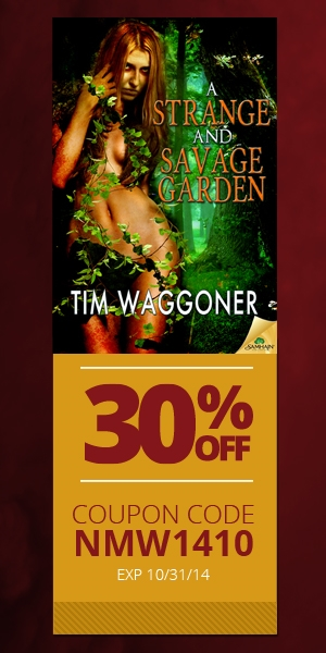 A Strange and Savage Garden by Tim Waggoner