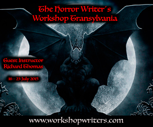 The Horror Writers Workshop Transylvania
