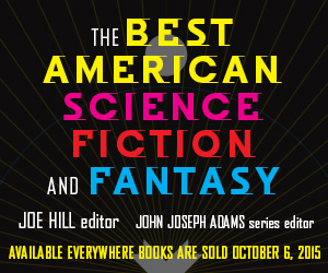 Best American Science Fiction & Fantasy