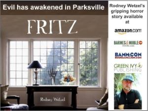 Fritz by Rodney Wetzel