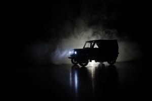 Ghost Jeep