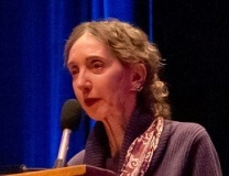 Joyce Carol Oates - photo by John Demke, Creative Commons License