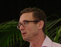 Chuck Palahniuk, photo by Roferbia (creative commons license)