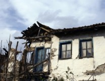 The Burned House