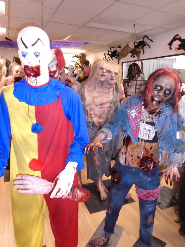 The Halloween Room - photo by Lisa Morton