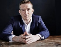 David Mitchell, photo by Paul Stuart