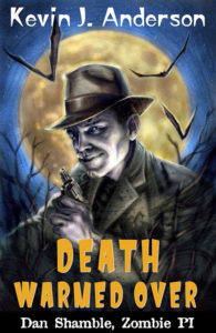 Dan Shamble, Zombie PI
