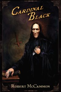 Cover art for the novel Cardinal Black