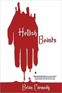 Hellish Beasts - book cover